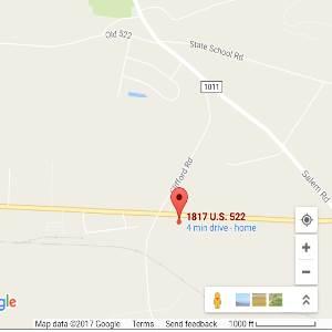 the light barn google map